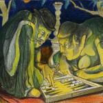 Backgammon unter Freunden, Kargar-2010